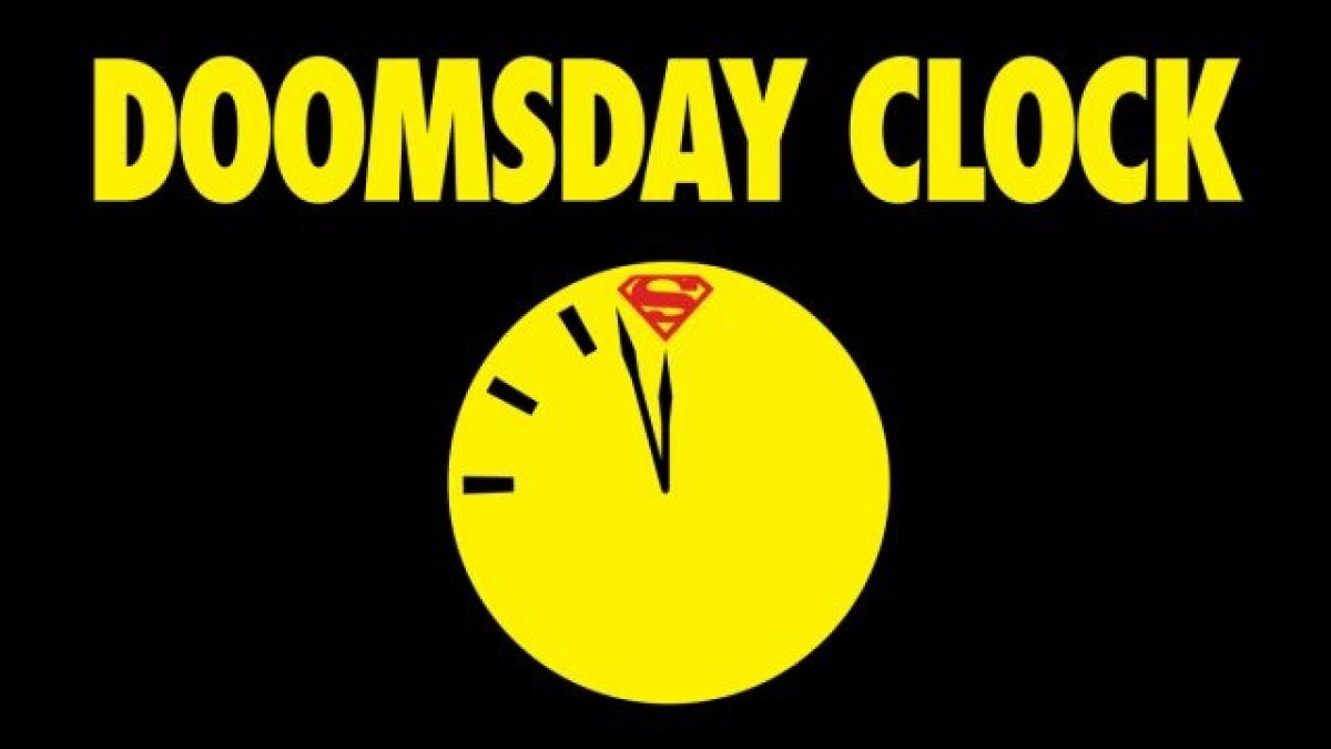 Nerdbot Comic Review Dc S Doomsday Clock Issue 5