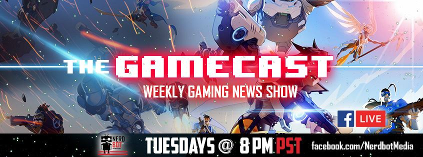 Gamecast every Tuesday @ 8pm! Talk about your favorite games, EVO, or E-sports!