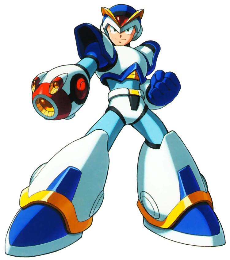 Mega man X armor