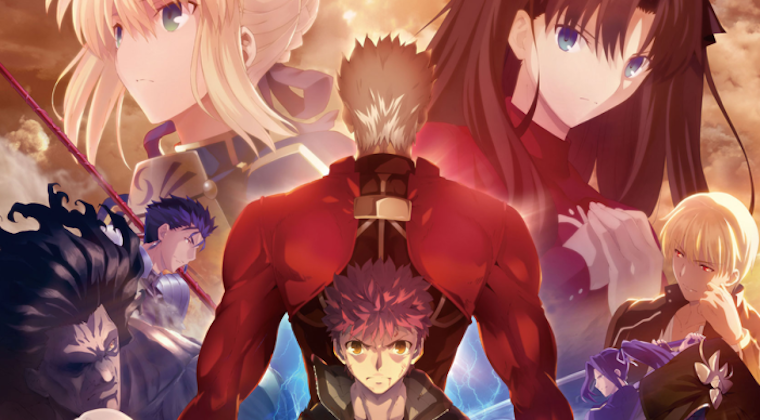 I Dont Understand How To Start Watching Fate Stay Night A