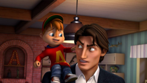 Fan Theory Alvin And The Chipmunks Exist In A Time Paradox