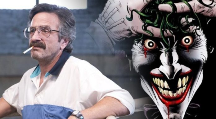 "Alt=""Marc Maron joins ""The Joker""."""