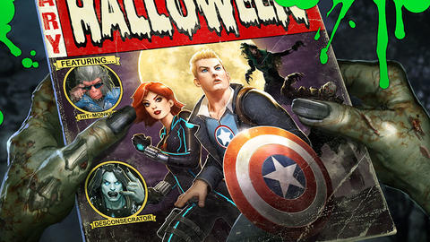 It's Week FOUR of Marvel's Recommended Comics For Halloween