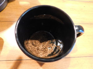 Tasty instant coffee - finally