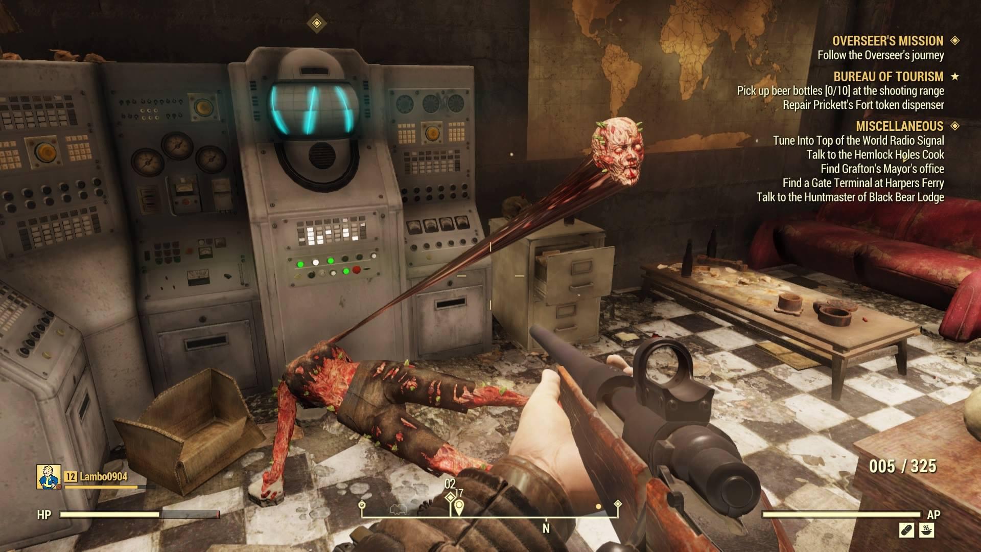 Fallout 76: Impressions From a Vault Dweller - NERDBOT