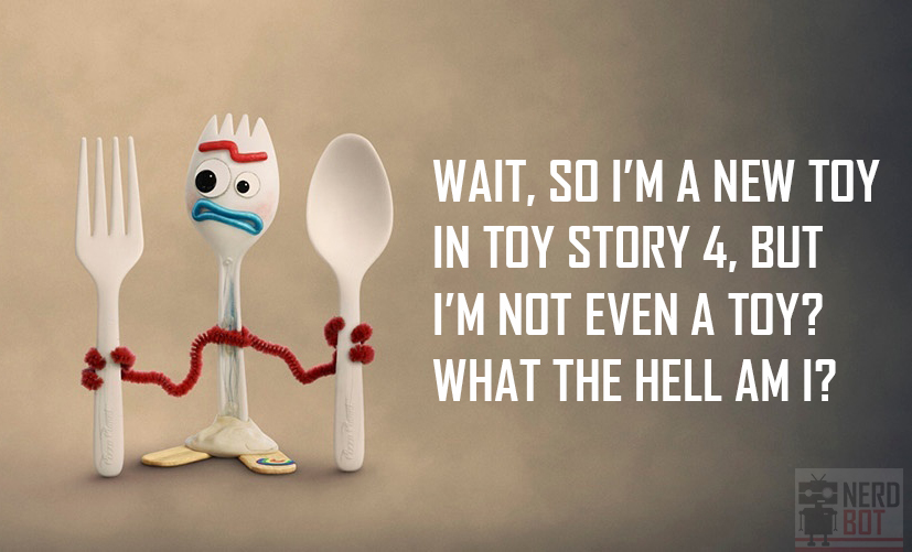Toy Story 4 Teaser And Character Posters Released - NERDBOT