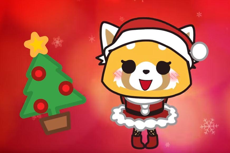 Aggretsuko Christmas.An Aggretsuko Christmas Special Is Coming To Netflix Nerdbot