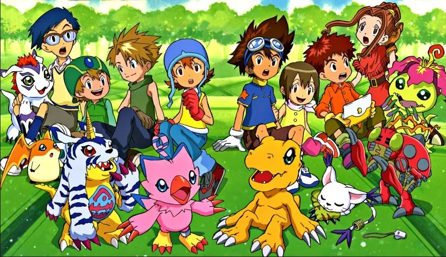 Digimon Now Available To Stream On Hulu Nerdbot