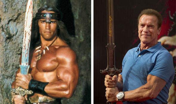 Schwarzenegger Says He Wants to do a Third 'Conan' on Twitter - NERDBOT
