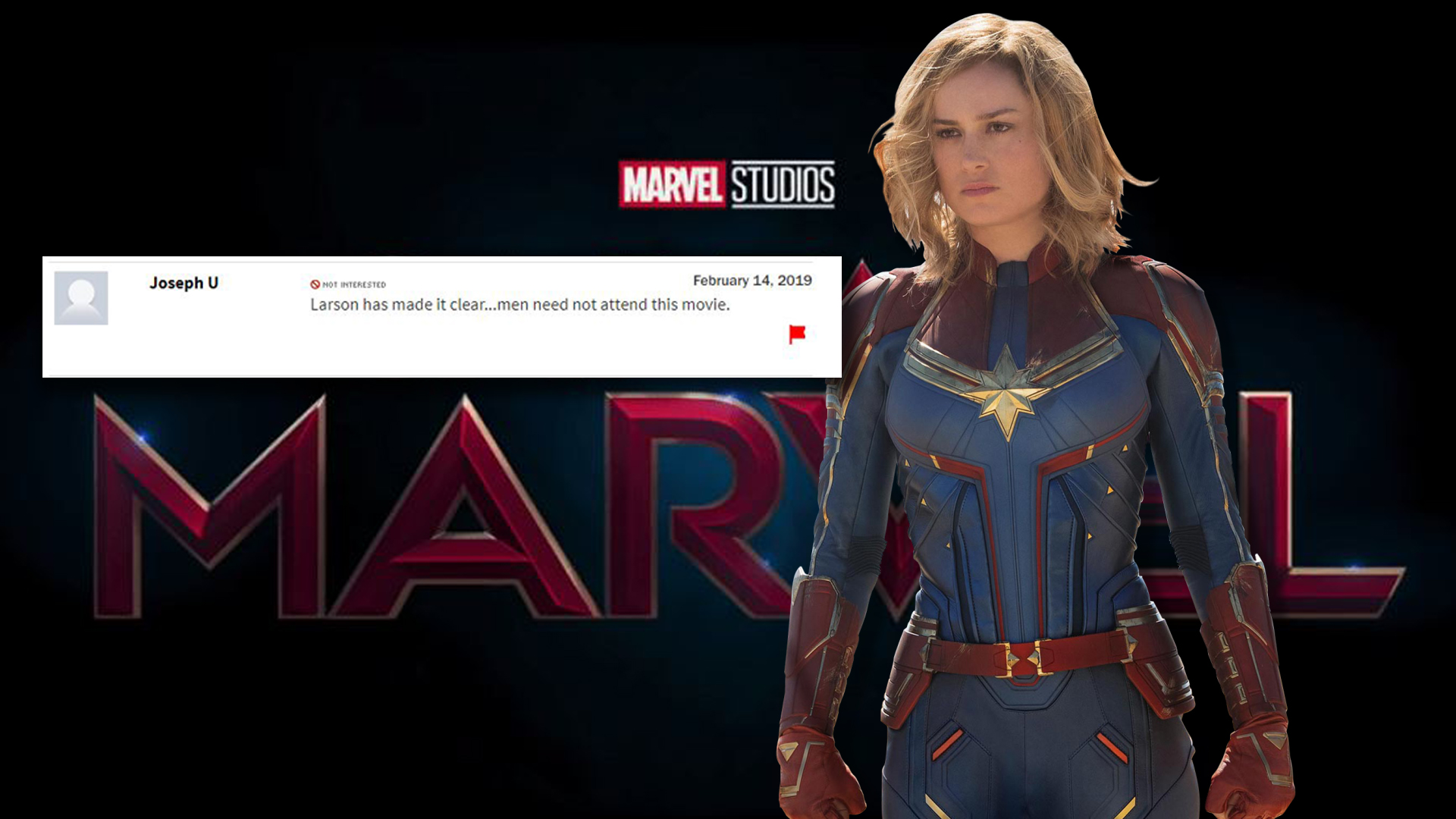 hate seethes into the 'captain marvel' rotten tomato comments | nerdbot