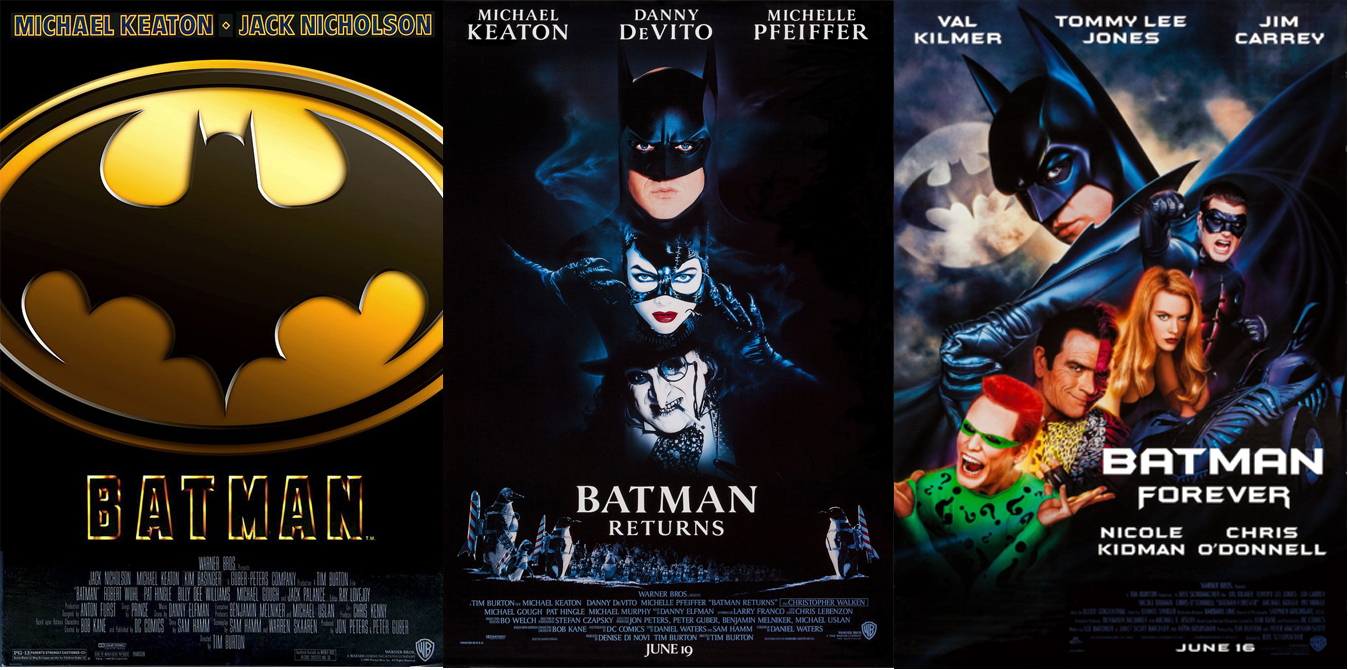 Original Batman Movies Are Returning To Theaters In May