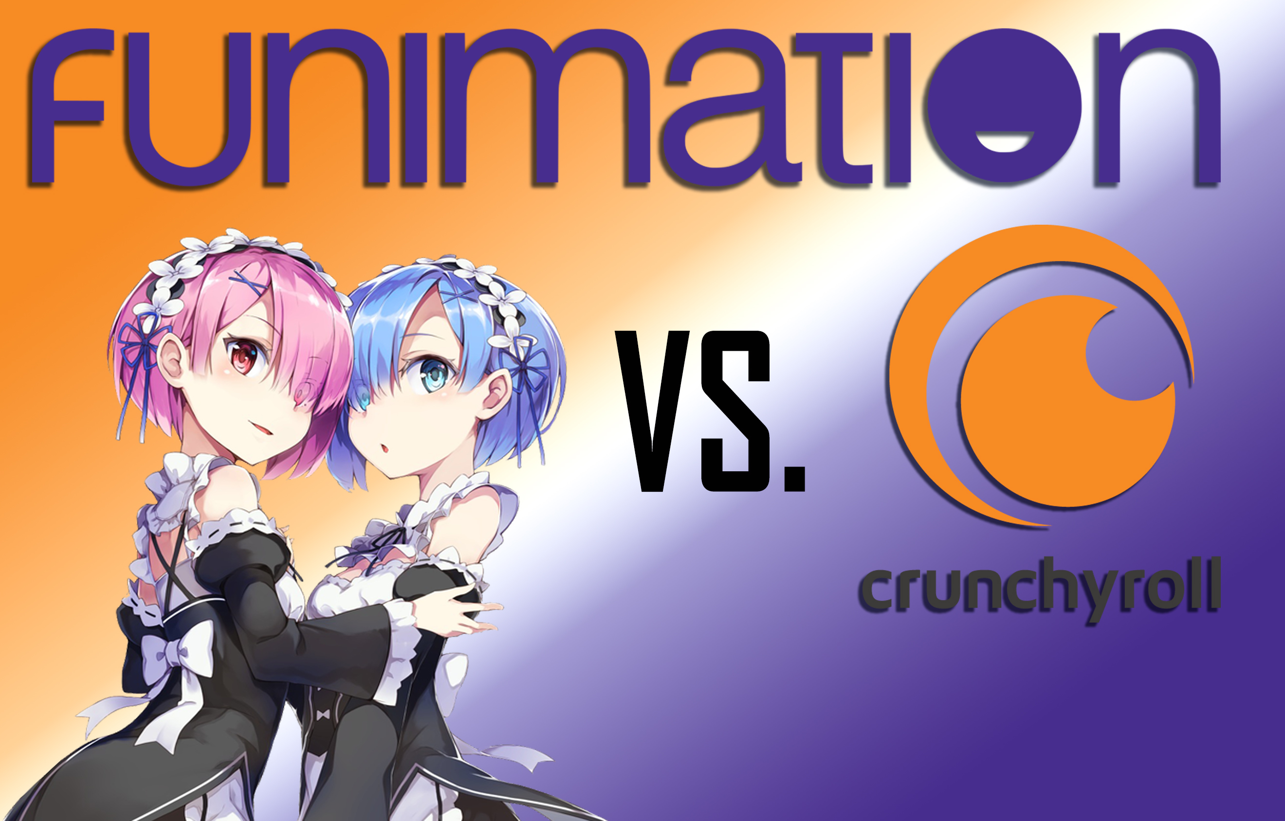 Funimation New Tiered Levels Vs  Crunchyroll Subscriptions
