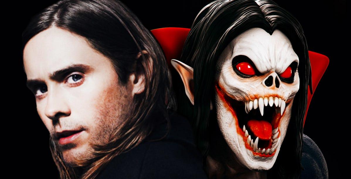 Morbius Jared Leto