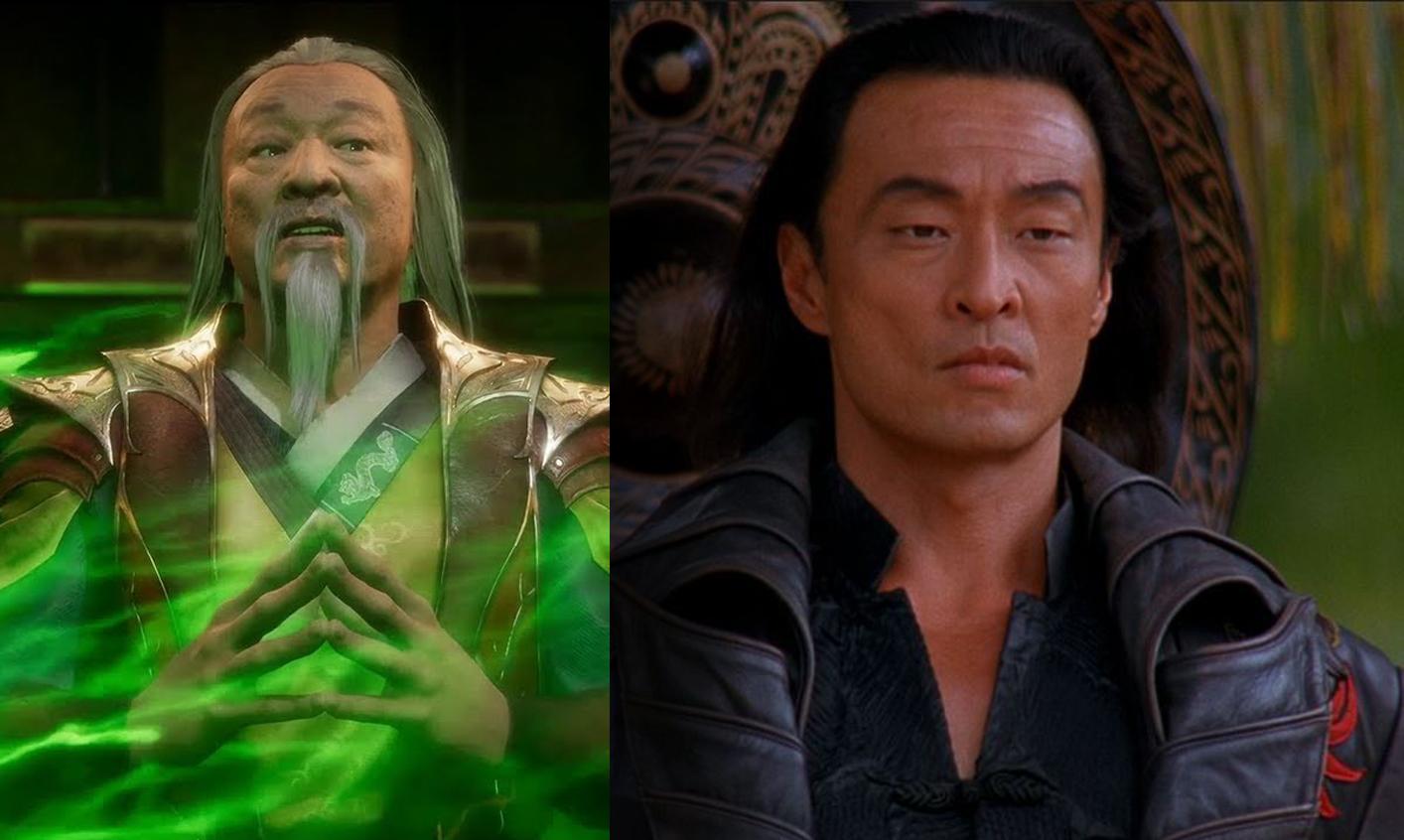 Cary Hiroyuki Tagawa Is Shang Tsung In Mk11