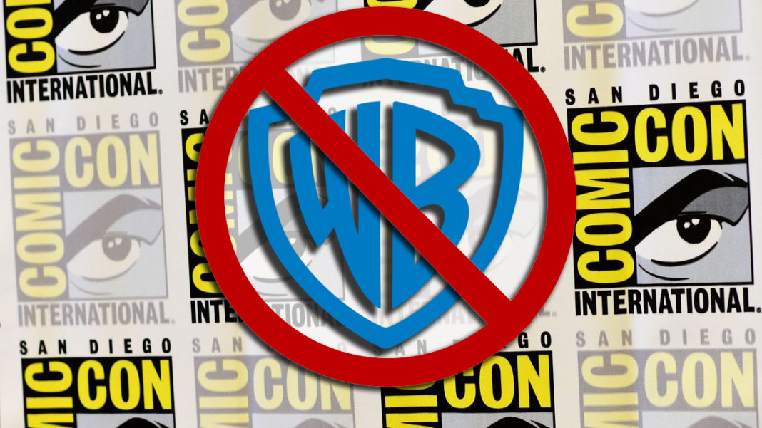 Warner Brothers Pulls Out Of Comic-Con This Year