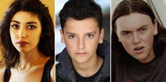 Alexa Mansour, Nicolas Cantu, and Hal Cumpston