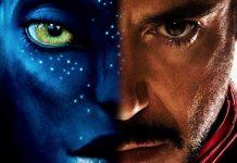 Neytiri and Tony Stark