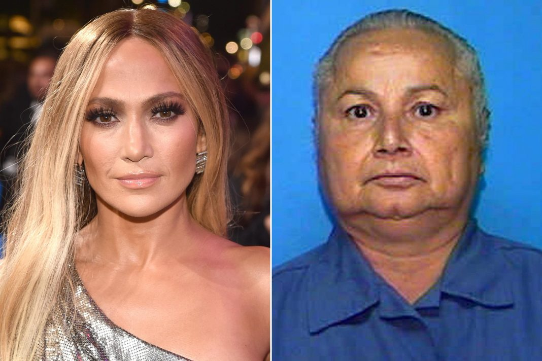 Jennifer Lopez (Left) and Griselda Blanco (Right)
