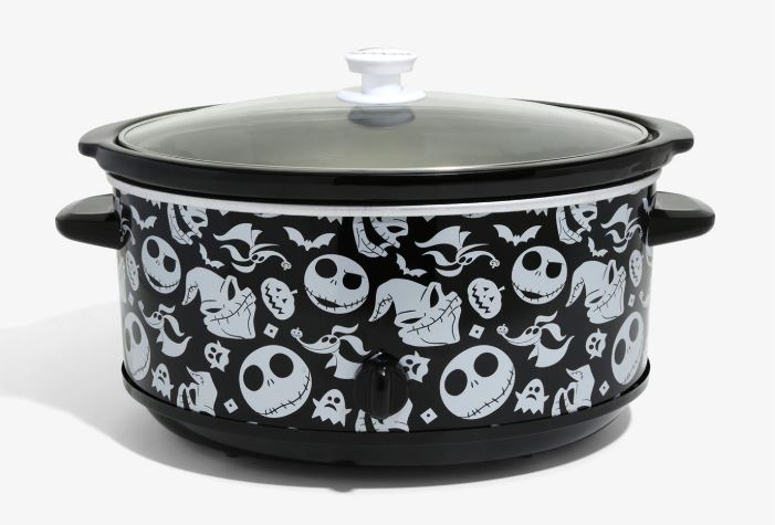 Hot Topic Is Selling Nightmare Before Christmas Kitchenware