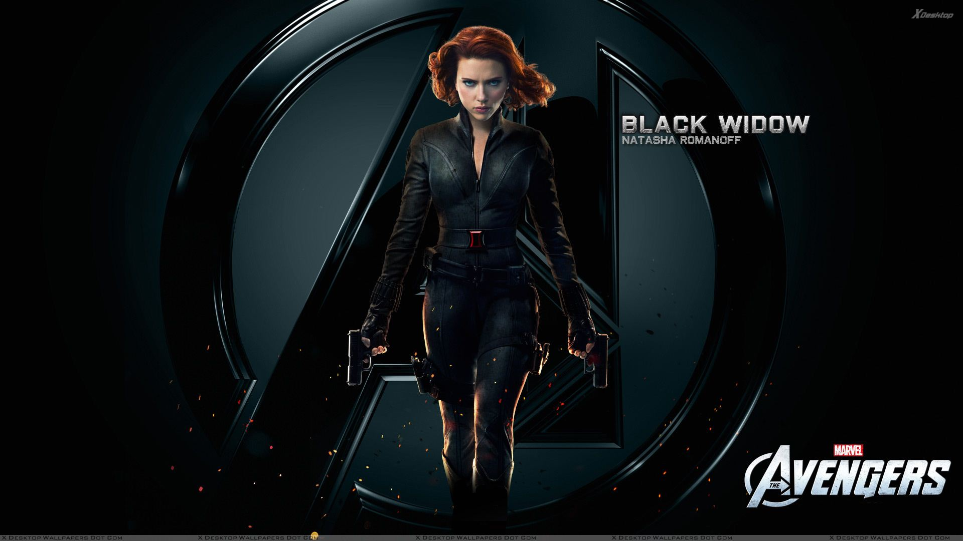 Fan Uses Iconic Comic Cover To Create Awesome Black Widow