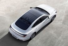 Hyundai's New Sonata Hybrid with Solar Roof