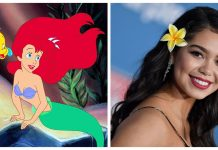 Ariel and Auli'i Cravalho