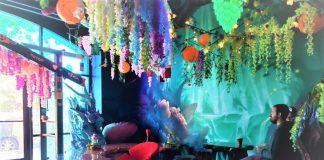 fantasy coffee shop