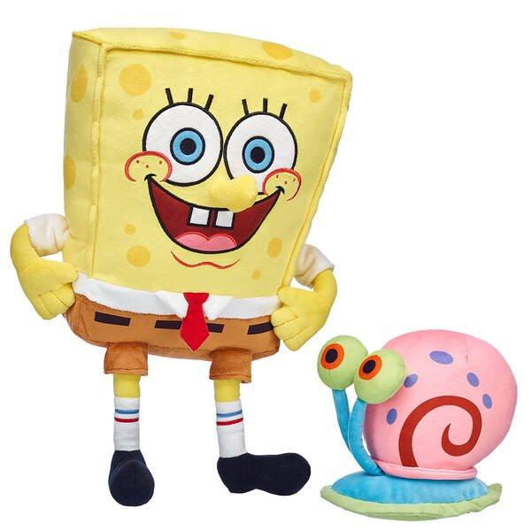 Spongebob Squarepants Now at Build-A-Bear - NERDBOT