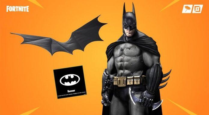 New Batman Content on Fortnite