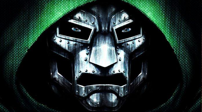 Doctor Doom Background