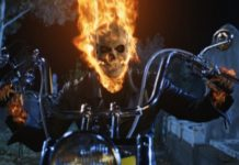 Johnny Blaze is Ghost Rider