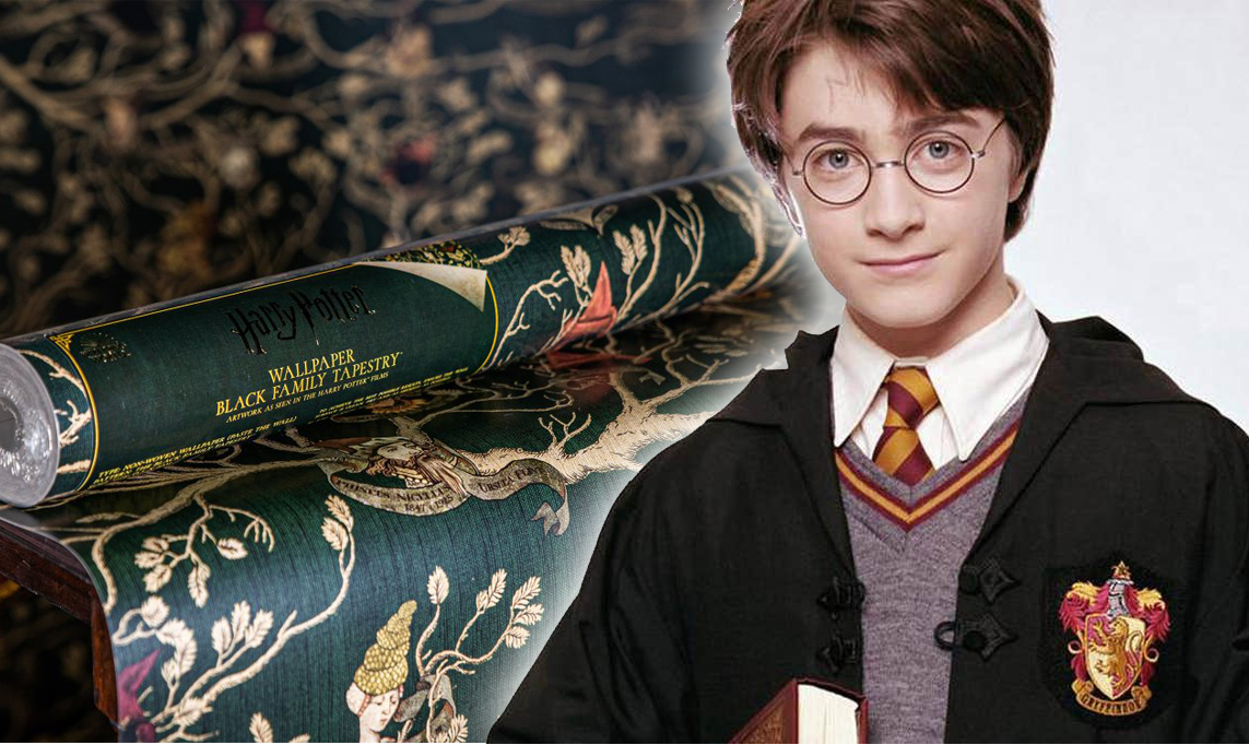 Minalima Creates Harry Potter Wallpaper Collection Nerdbot