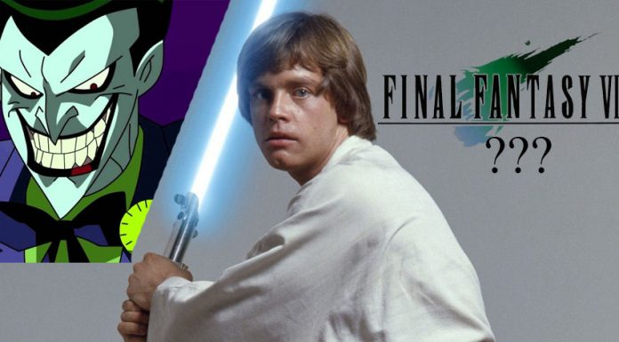 Mark Hamill, known as Luke Skywalker, and the Joker now has a role in Final Fantasy VII