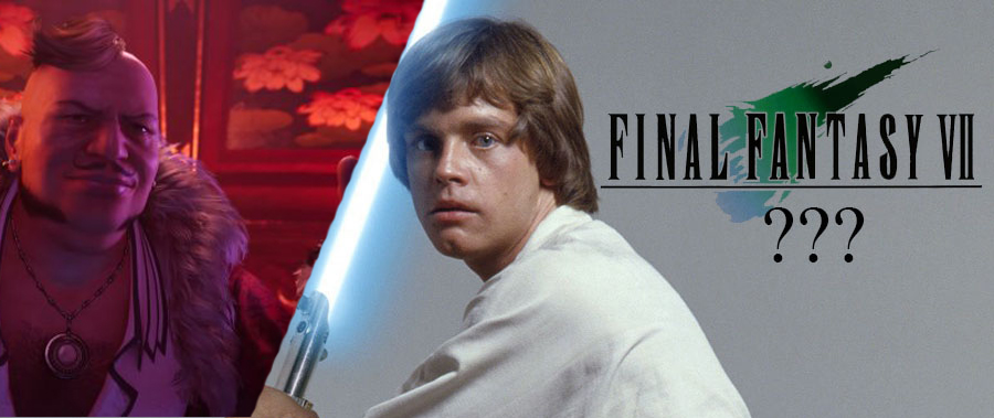 Could Luke Skywalker (Mark Hamill) be the voice behind Don Corneo in the Final Fantasy VII Remake?