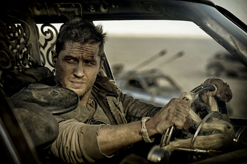 Benji resembles Tom Hardy as Mad Max from Fury Road.