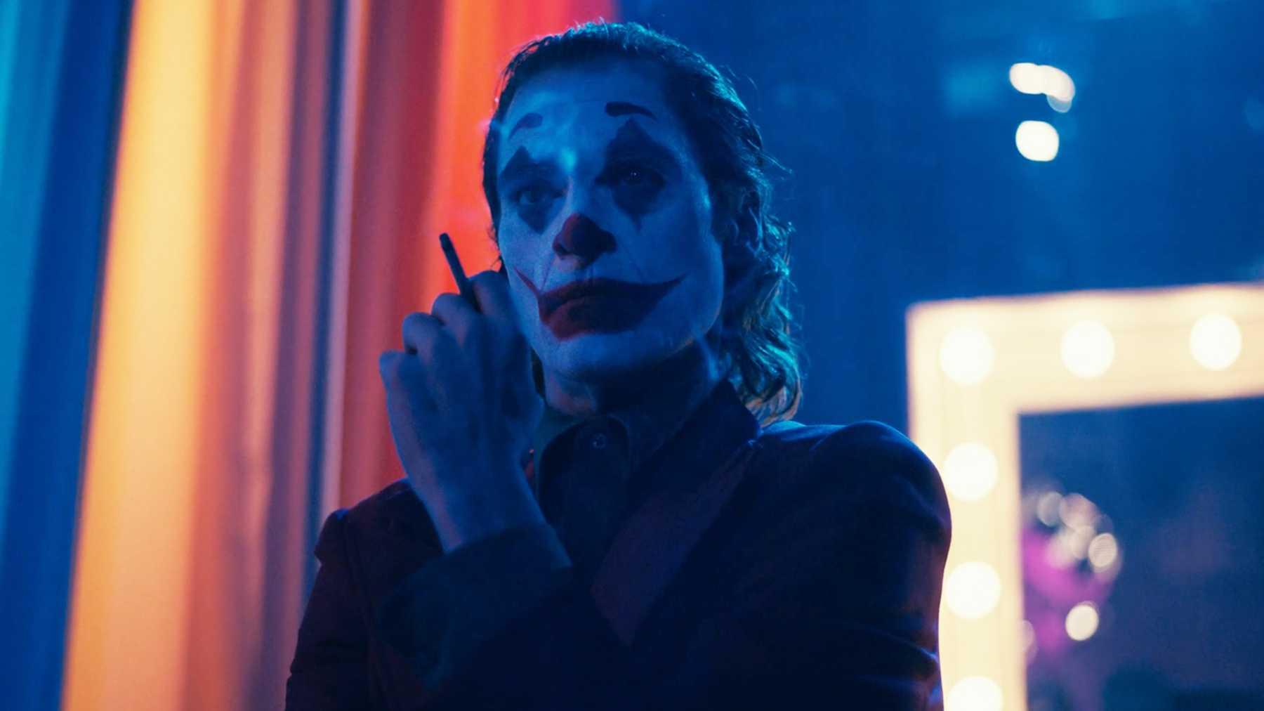 Joker A Serious Film For A Serious Monster Nerdbot