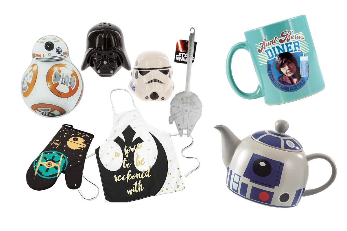 Star Wars Kitchen | 7 Functional Star Wars Kitchen Items Nerdbot