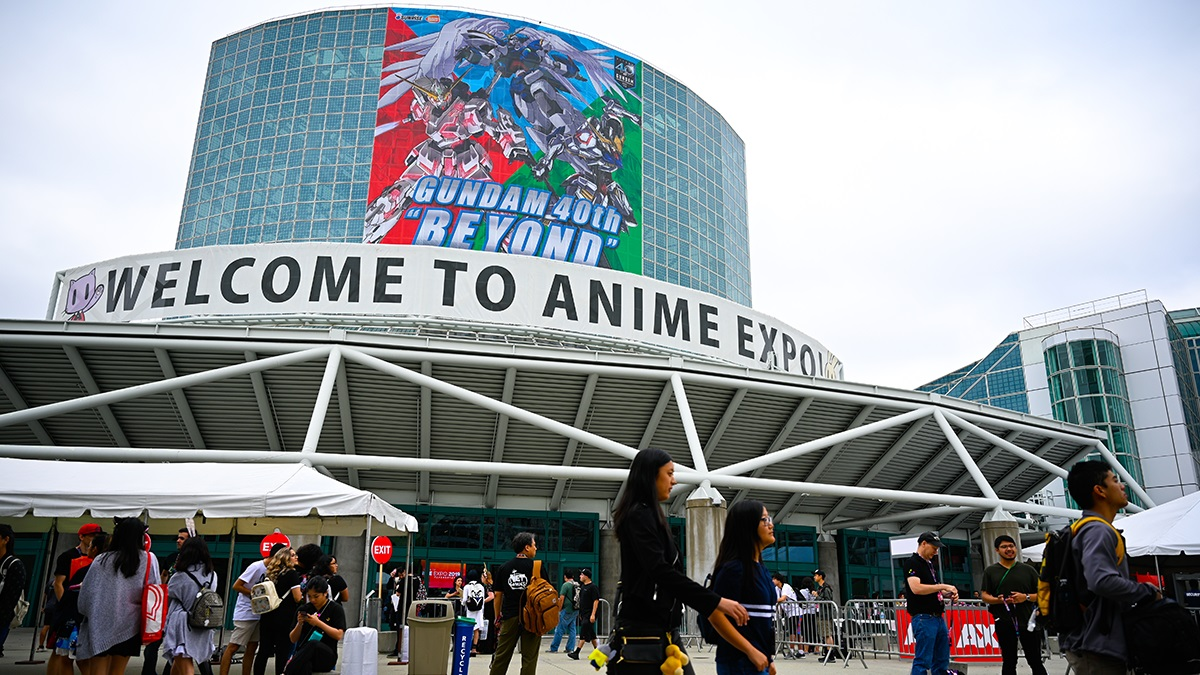 Anime Expo Announces Cancellation Due To Coronavirus