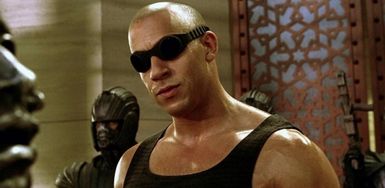 Vin Diesel Riddick 4