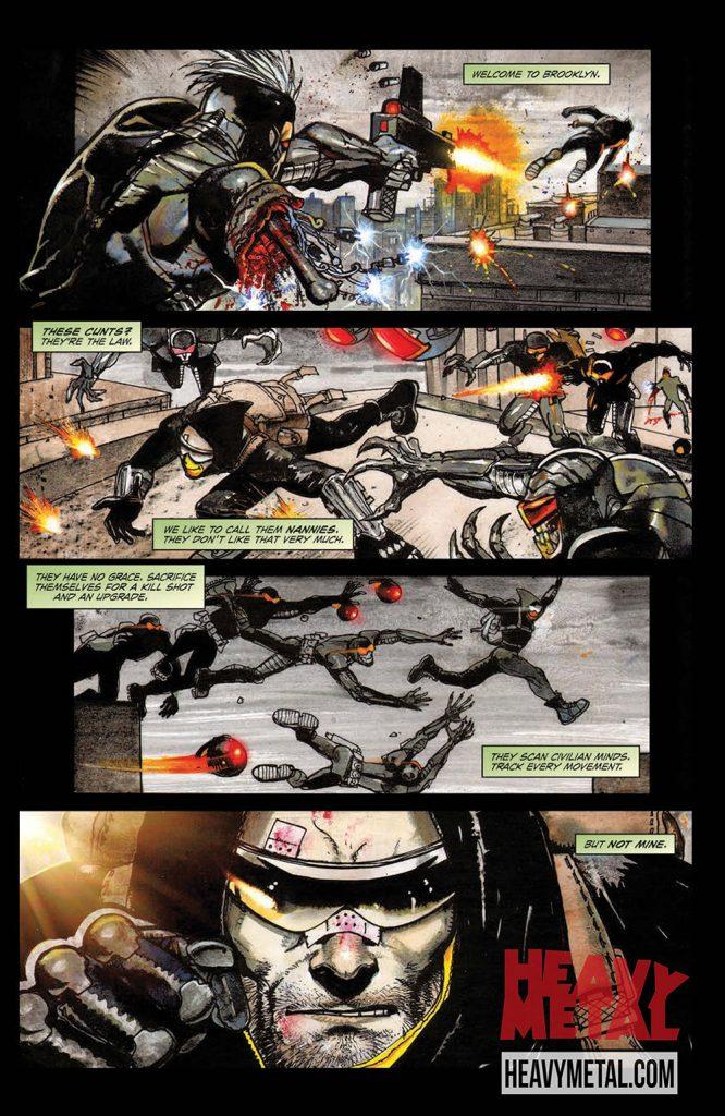Brooklyn Gladiator volume 0 Graphic Novel by Dan Fogler