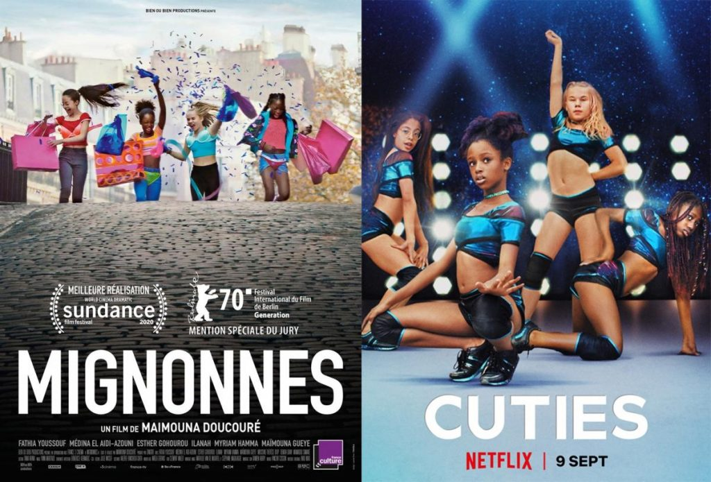 """Netflix Apologizes for Highly Controversial """"Cuties"""" Poster"""