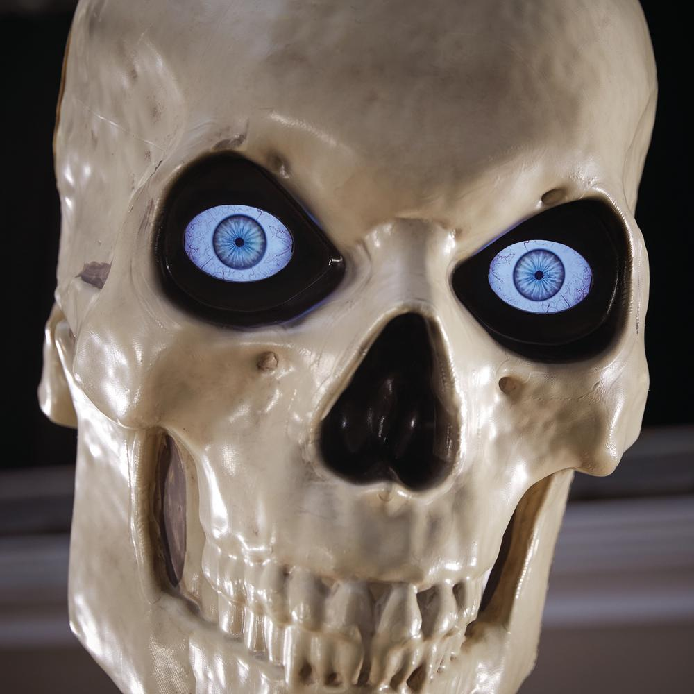 Home Depot Is Selling A Massive 12 Foot Skeleton For Halloween