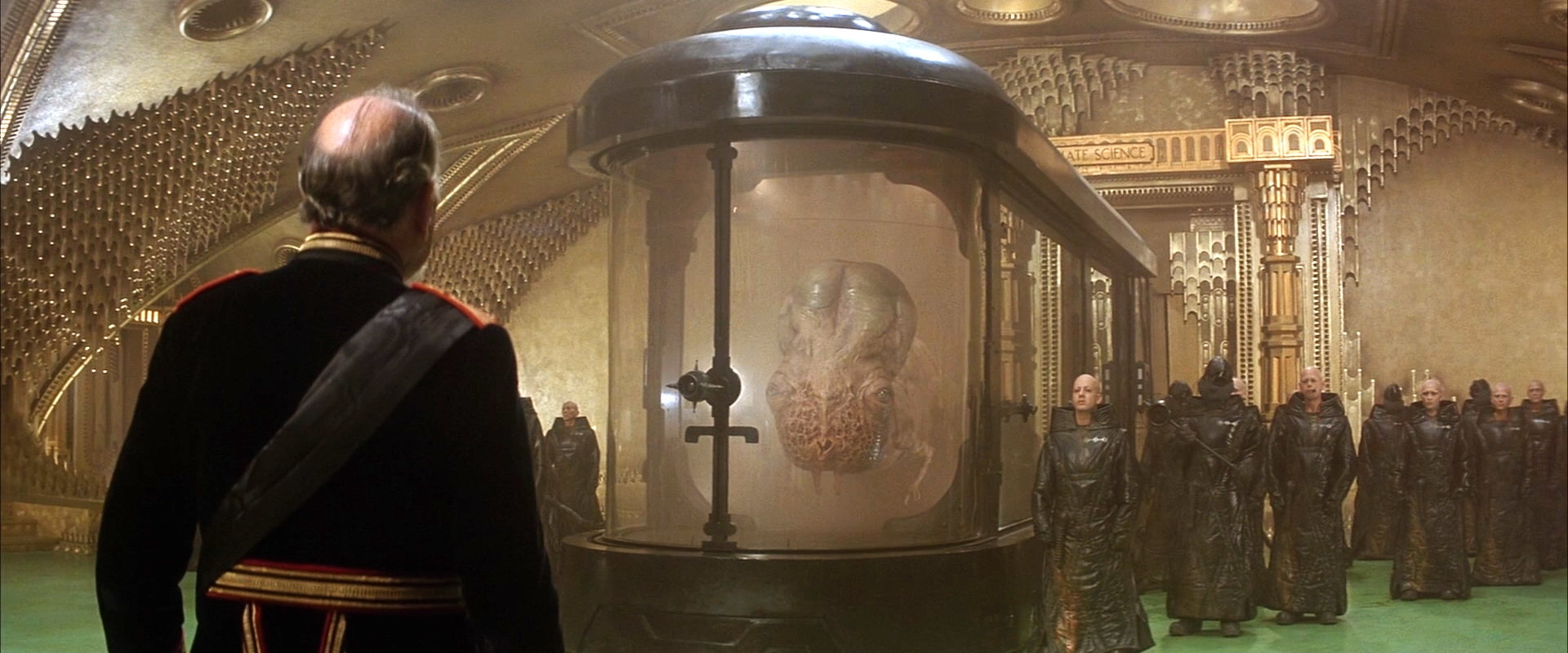 "Daily ""Dune"": Concept Artist Confirms no Spacing Guild Navigators in Film"