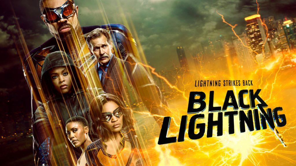 Black Lightning (The CW 2018-2021)