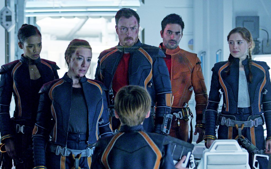 Lost in Space (Netflix 2018-2021)