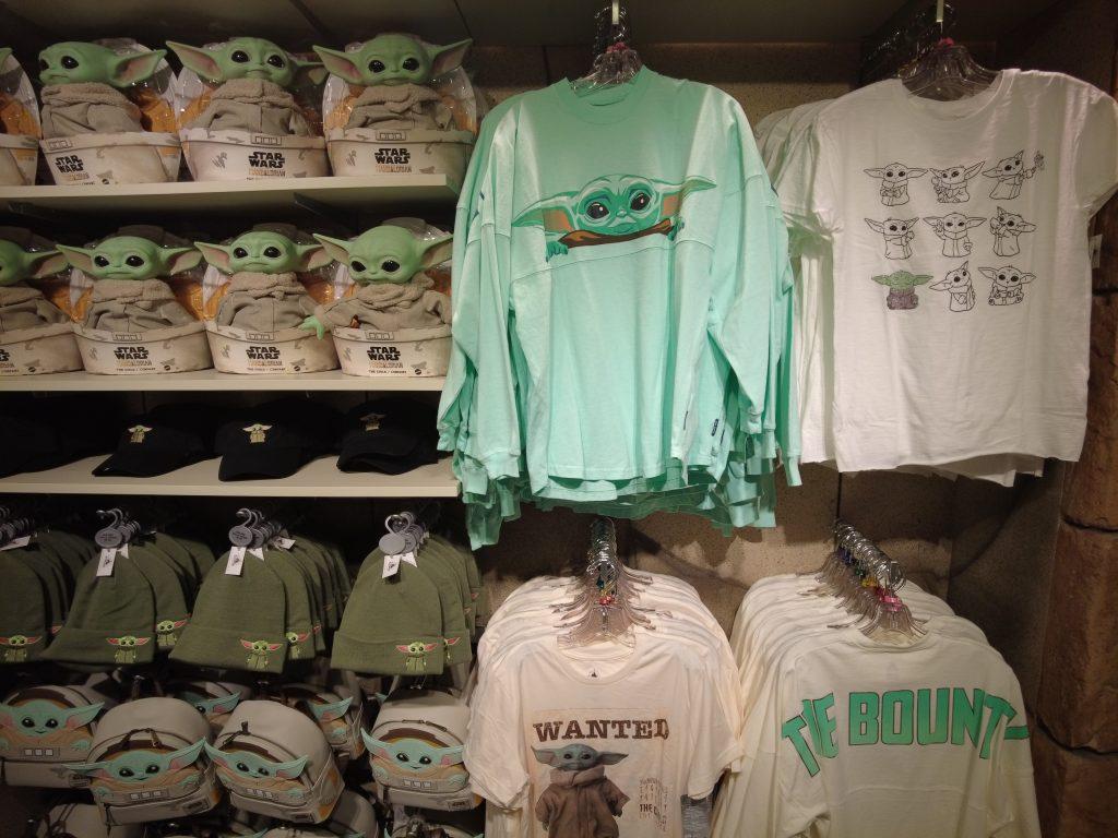 "Grogu ""The Child"" merchandise"