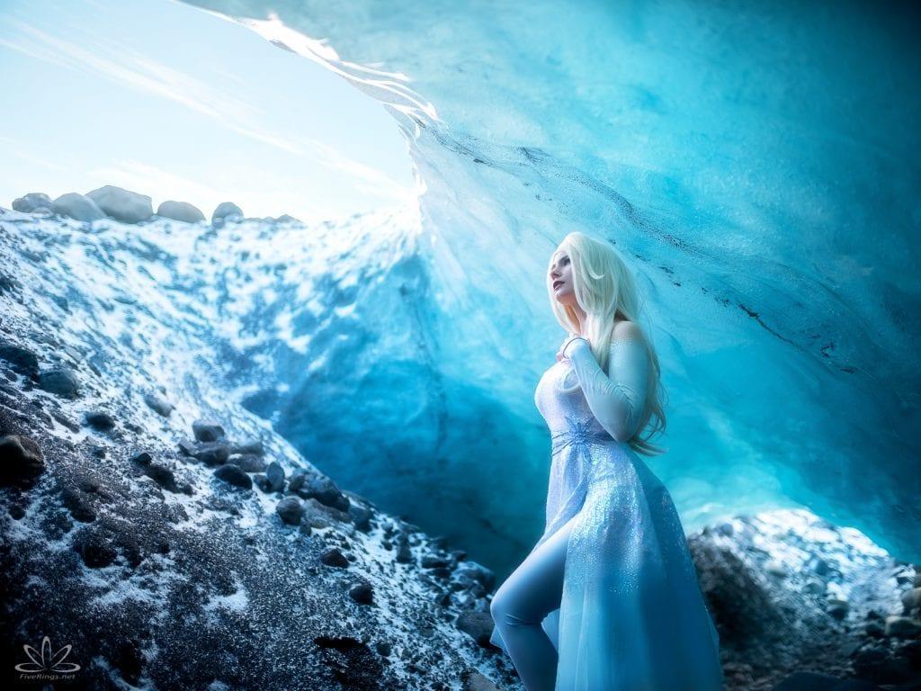 Elsa, Frozen, photog: FiveRings Photography