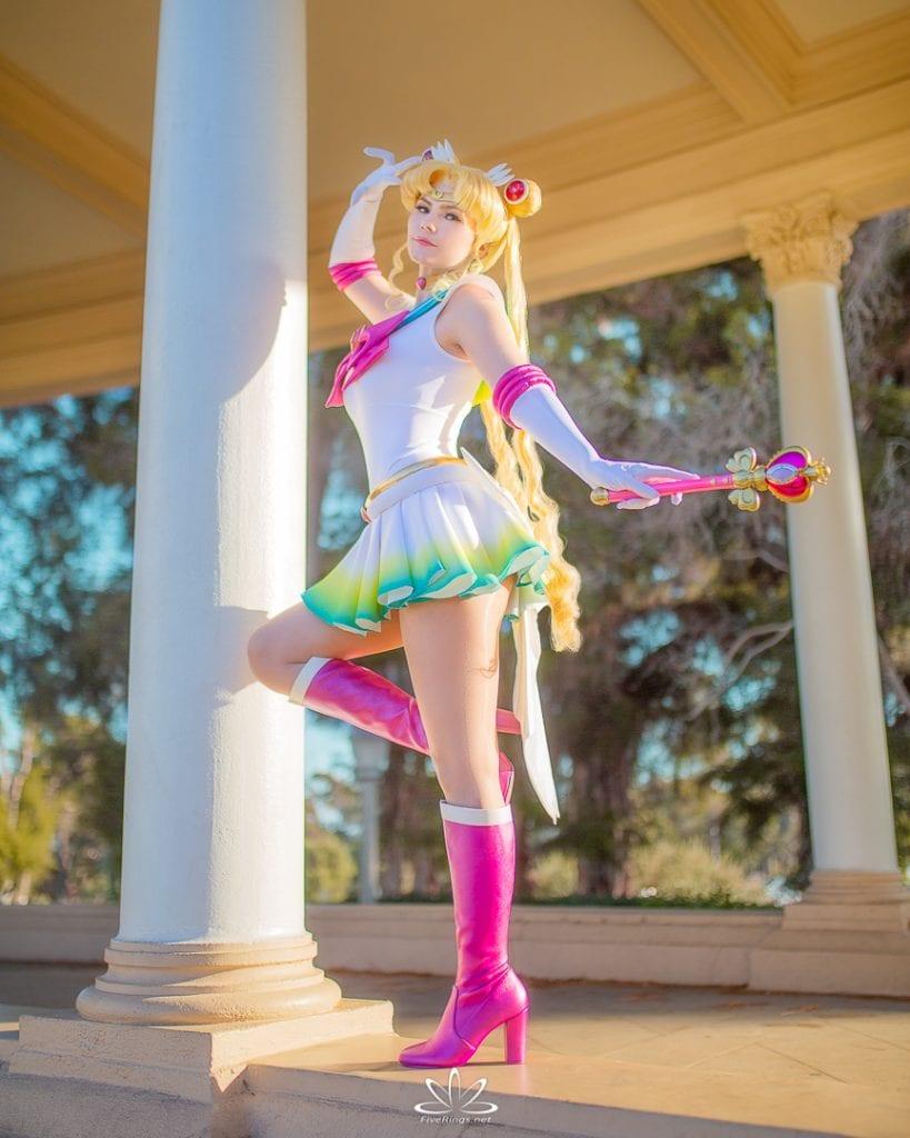 Super Sailor Moon, Sailor Moon, photog: FiveRings Photography